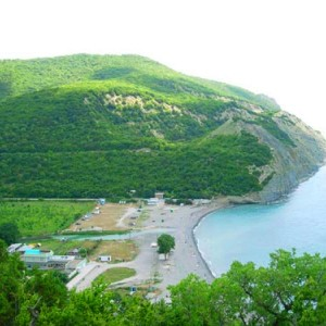 Абрау Дюрсо пляж и набережная
