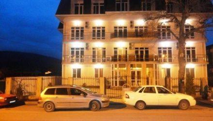 № 249. Кабардинка — Гостиница «Ниагара»