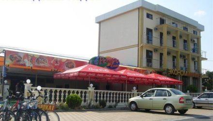 № 088. Геленджик — Отель «У моря»