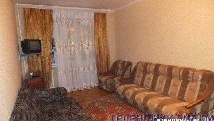 № 041. Геленджик — Двухкомнатная квартира на ул. Грибоедова