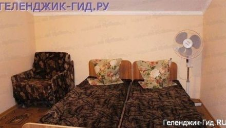 № 167 Архипо-Осиповка — Гостиница «Астра» на ул. Луговая, д. 6