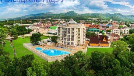 № 248. Кабардинка — «Ахиллеон Парк Бутик Отель 4*»