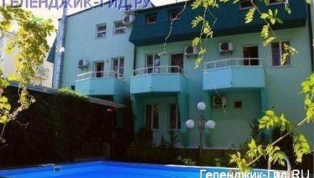 № 077. Кабардинка — Мини отель «Изумрудный»