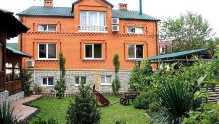 № 330. Кабардинка — Гостевой дом «Не горюй»