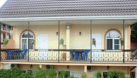 № 212. Архипо-Осиповка — Гостевой дом «Елена» на ул. Заречная, д. 14