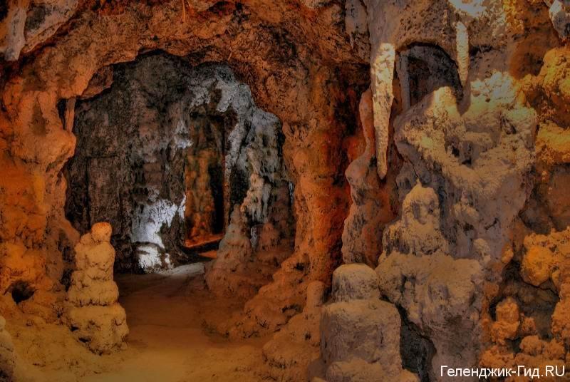 Медвежья пещера 1