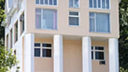 № 500. Джанхот — Частная гостиница «Сосновый рай»,  ул.Короленко д.14