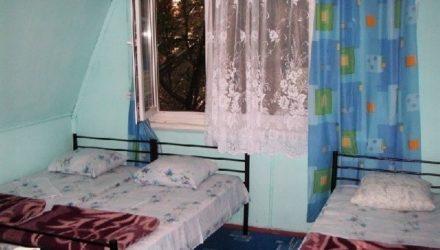№ 502. Джанхот — Гостевой дом «Домик у моря»,  ул. Черноморская, 1а