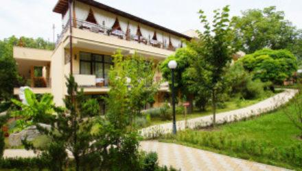 № 1069 Джанхот — Отель «Благодать»