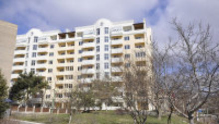 № 1054 Дивноморское — 2к. квартира по ул. Черноморская 35