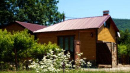 № 1093 Криница, Береговое —  Коттедж «Уютный»