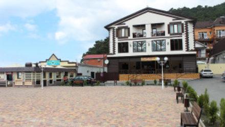 № 1068 Джанхот — отель «Джанхот» на берегу моря