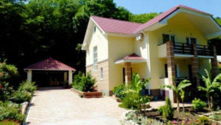 № 1101 Бетта — Гостевой дом «Лесной»