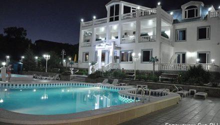 № 601. Геленджик — Отель «Белый Дом»