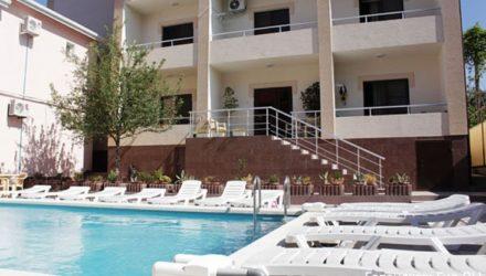 № 609. Кабардинка — Мини-Отель  «Лагуна»