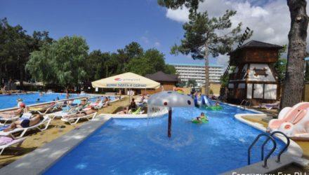 № 602. Геленджик — Отель-пансионат «Кристал»
