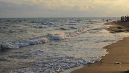 Бугазская коса жемчужина Черного моря