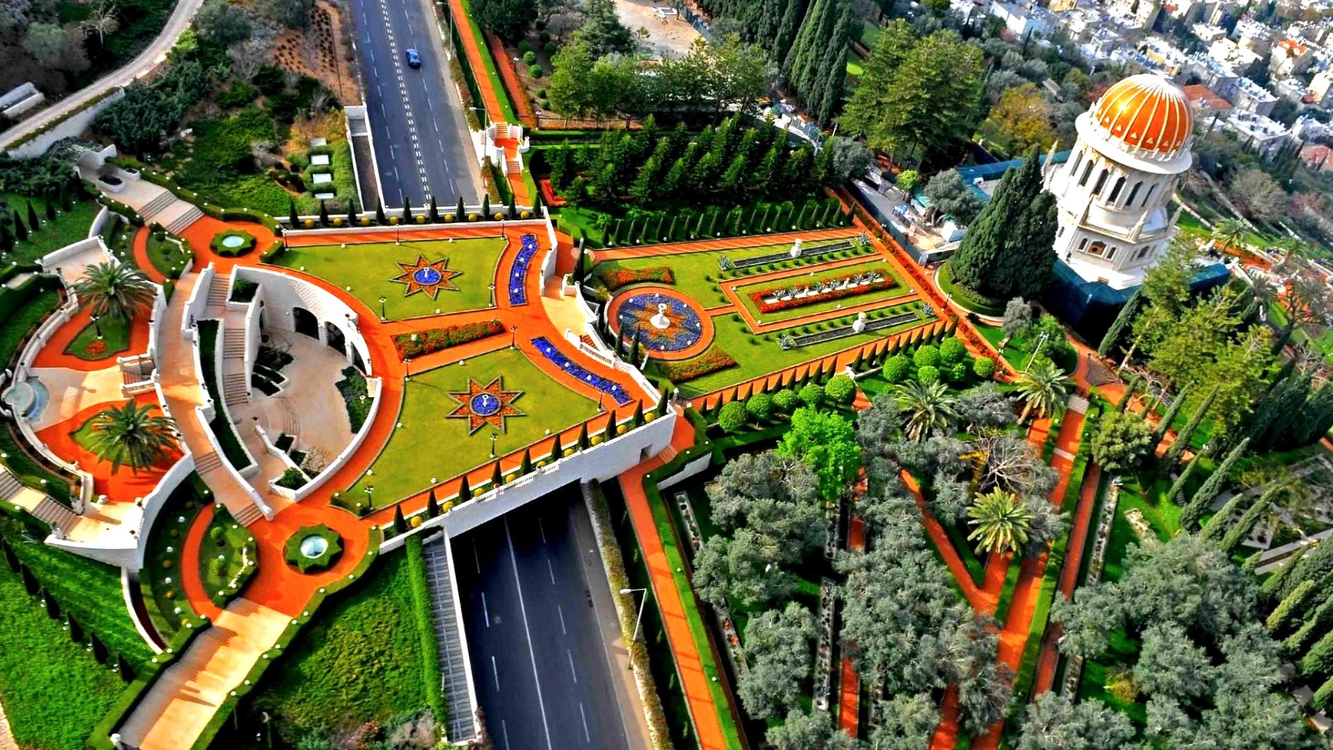 history of the city island garden