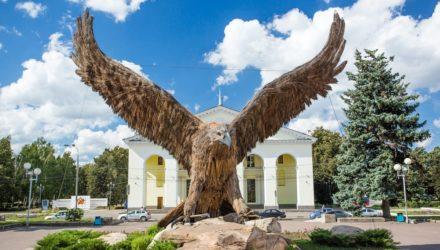 Легенда о городе Орёл