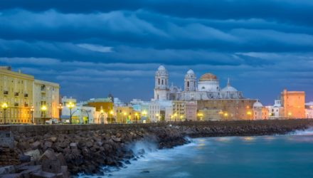 Новогодние туры в Кадис, Испания
