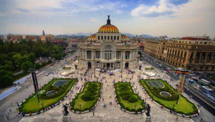 Мехико сити — жемчужина Северной Америки