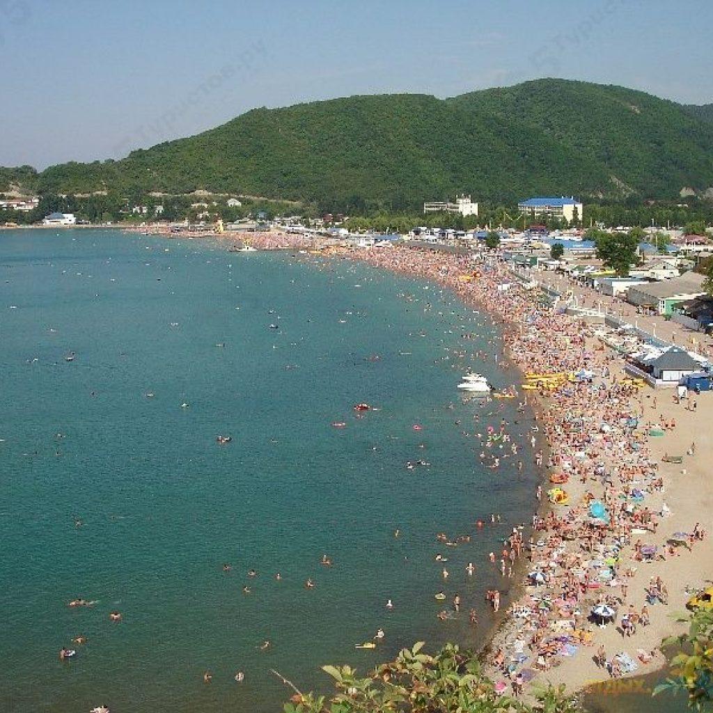 Архипо-осиповка 2018 фото пляж