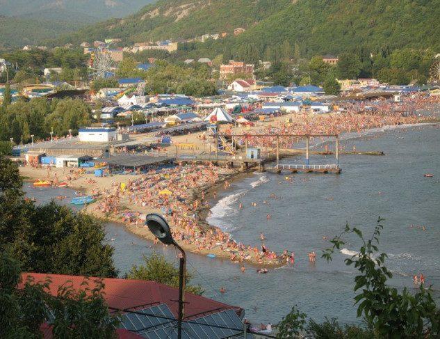 архипо осиповка фото пляжа