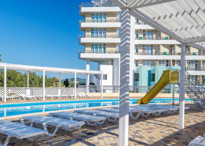 Геленджик — Отель «Alean Family Resort & SPA Biarritz 4*»
