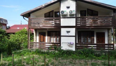 № 282 Бетта— Гостевой дом «Пограничный проезд 3 в Бетте»