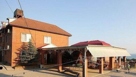 № 293. Геленджик, Криница  — Гостиница «Алиса» на  ул. Мира, 4Б