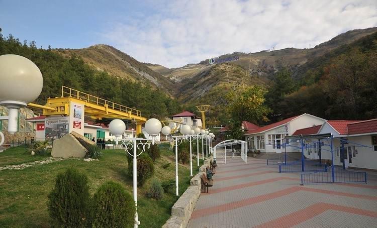 Парк «Олимп» в Геленджике