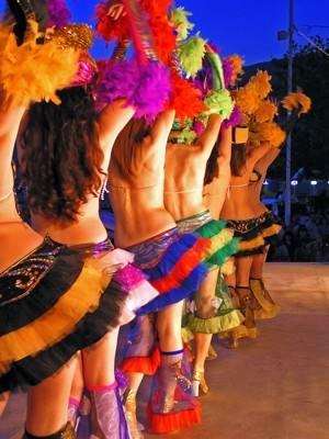 Карнавал в Геленджике