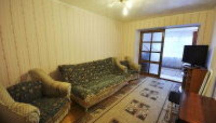 № 1080 Джанхот — 3к. квартира по ул. Лесной 13