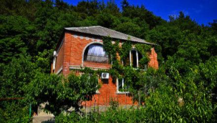 № 1078 Джанхот — Гостевой дом «Лесной дом»