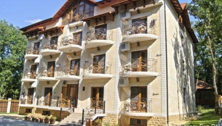 № 605. Кабардинка — Гостиница «Вилла-Жасмин»
