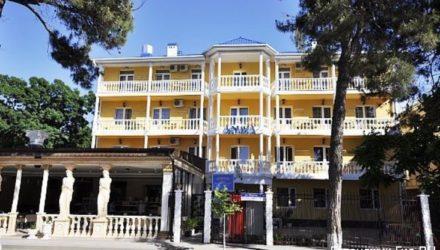 № 603. Дивноморское — Гостиница  «Афина» на ул. Ленина 12