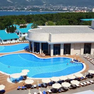 Гостиницы и частный сектор в Геленджике