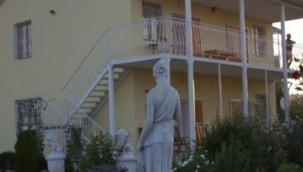 № 708 Кабардинка — Гостевой дом на  ул. Советов