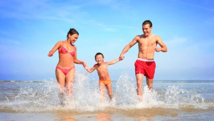 Отдых и здоровье на берегу Чёрного моря
