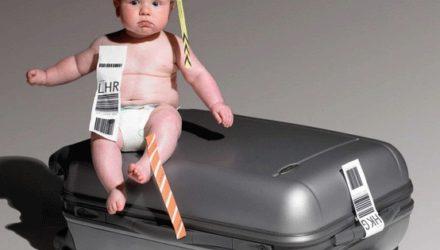 В отпуск с малышом