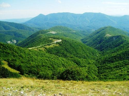 геленджик горы фото