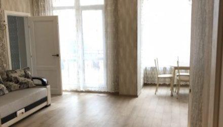 № 40 ГОЛУБАЯ БУХТА — 2-к квартира, 64.1 м², 2/5 эт., ул Туристическая