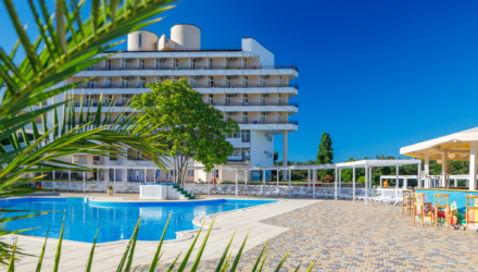 № 521 Геленджик — Отель «Alean Family Resort & SPA Biarritz 4*»