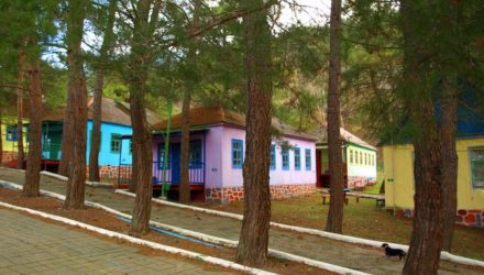 № 263. Джанхот — Детский оздоровительный лагерь «Надежда»