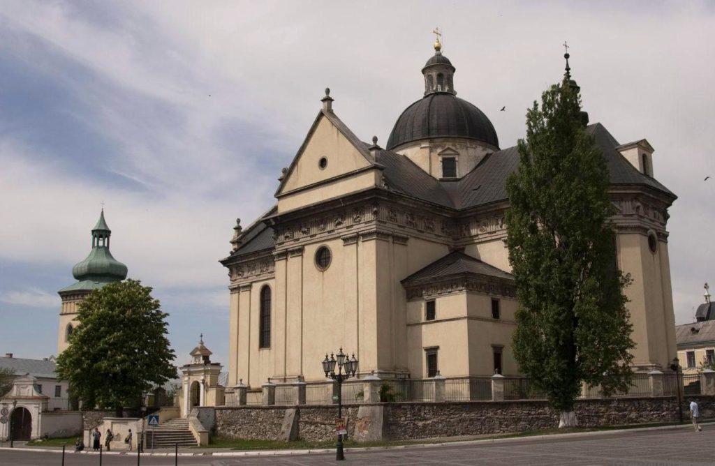 Костел Св. Лаврентия в Жолкве